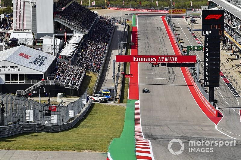 Komoly renováláson esik át az F1-es amerikai pálya Austinban