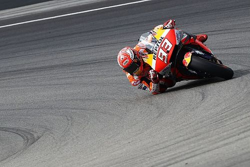 Marquez's secret weapon for taming the Honda