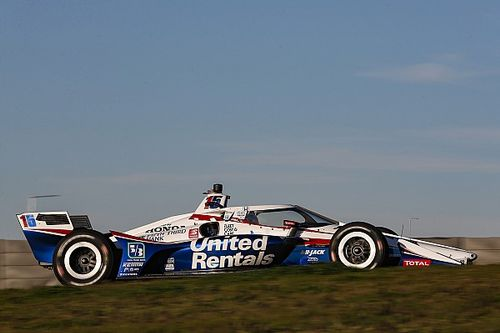 Rahal on St. Pete: Too much went into this to not see it through