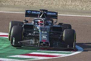 Alfa Romeo: Kubica è il primo a girare nei test di Barcellona