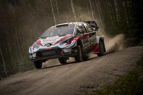 WRC: Evans verslaat Tanak en wint Rally van Zweden
