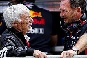Ecclestone no ve a Verstappen y a Red Bull para ser campeones