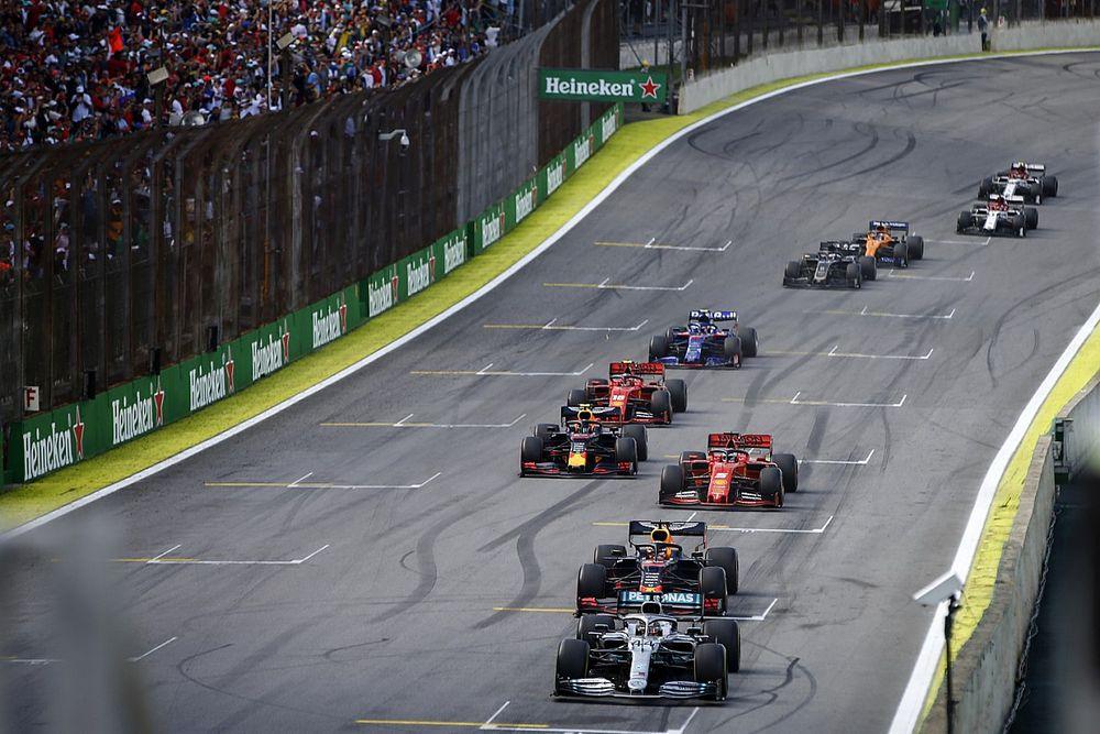 F1: Brasil pode ser uma das pistas a receber teste de corridas sprint em 2021; votação será nesta semana