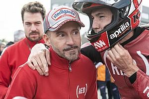 Бьяджи опроверг слухи о возвращении в MotoGP на замену Янноне