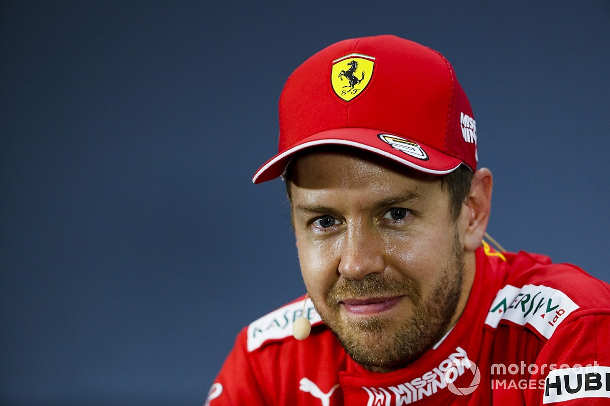 Vettel deve deixar Ferrari após temporada de 2020