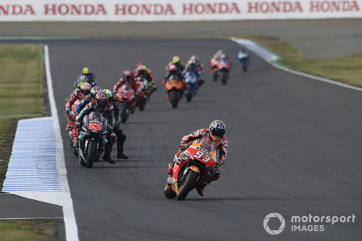 MotoGP zet ook een streep door Grand Prix van Japan