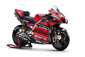 Fotogallery: ecco la Ducati Desmosedici GP20