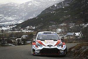 Monte Carlo Rallisi: Evans liderliği aldı, Neuville geriye düştü!