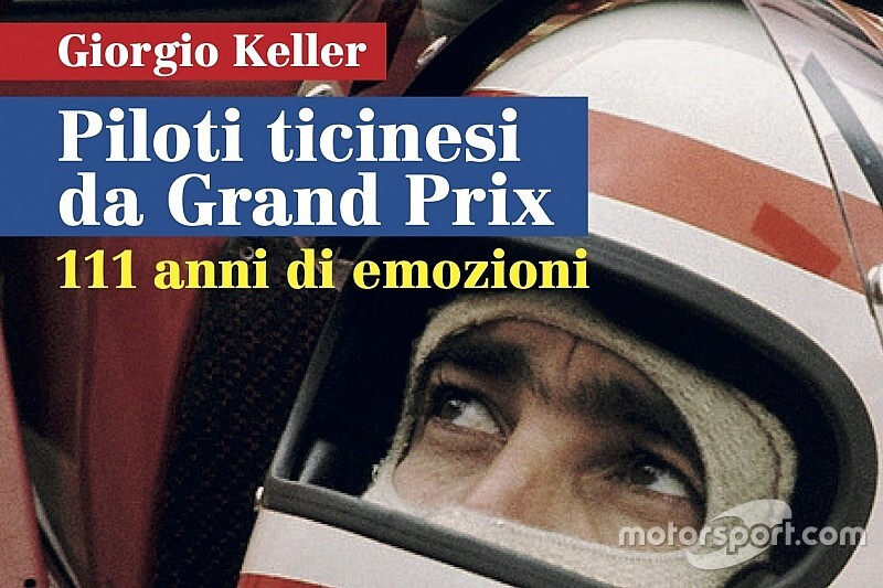 """Piloti ticinesi da Grand Prix"" : un livre sur les Tessinois en course"