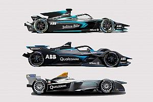 Galería: los diferentes coches de la Fórmula E