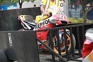 Honda Klaim Motor RC213V Musim Lalu Tidak Ideal