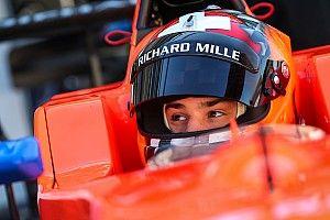 Grégoire Saucy à l'assaut des Toyota Racing Series cet hiver