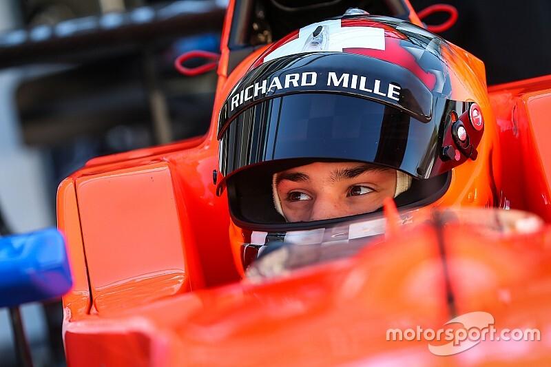 """Grégoire Saucy: """"Tout est possible en Toyota Racing Series"""""""