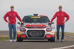 Colpaccio Citroën: nel CIR 2020 la C3 R5 è per Andrea Crugnola!