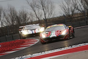 WEC: Ferrari sul podio ad Austin e leadership in classe AM