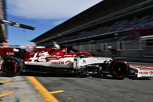 "Kubica says Alfa still has ""something in the pocket"""