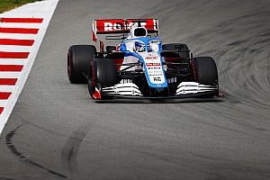 Ontbreken 'roze Mercedes' geen reden voor matige vorm Williams