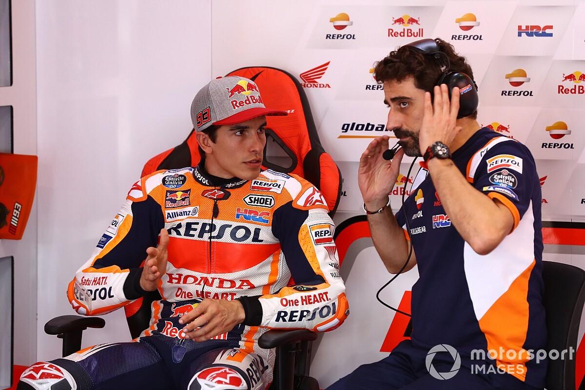 """MotoGP, Santi Hernandez: """"Non sarà facile battere Marquez"""""""