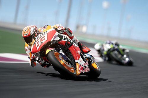 Le MotoGP présente le format du GP d'Espagne virtuel