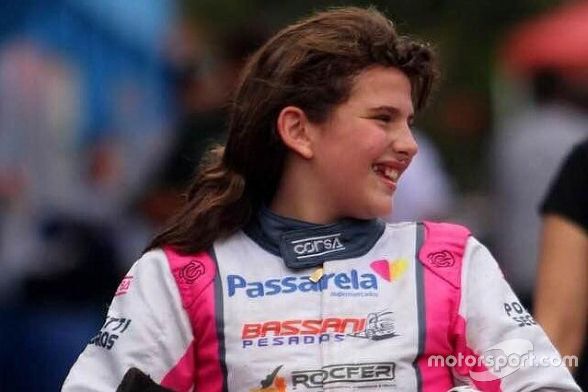 Brasileira exemplo de superação é escolhida para seletiva da FIA e Ferrari