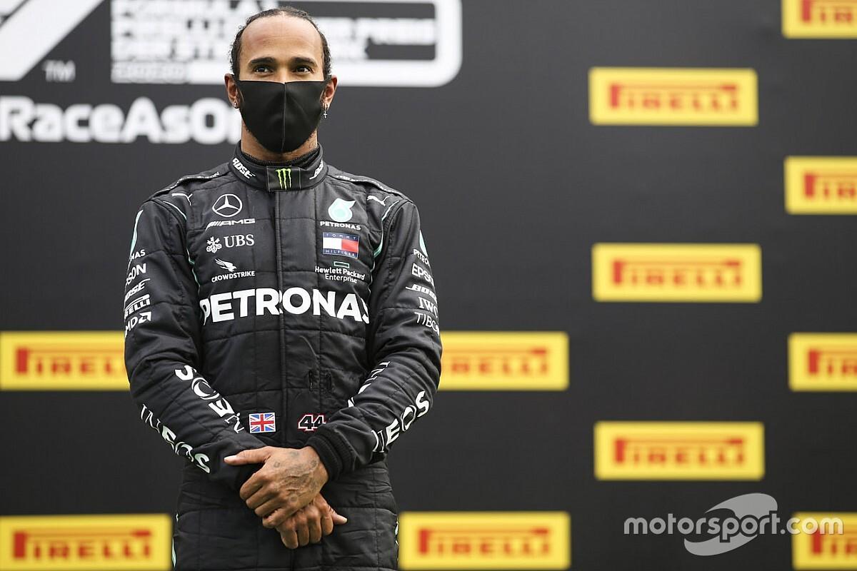 "Brawn : Ce qu'Hamilton apporte à la F1 est ""inestimable"""