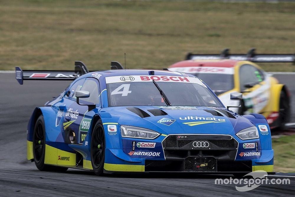 DTM: dominio Audi, Frijns in Pole anche per Gara 2