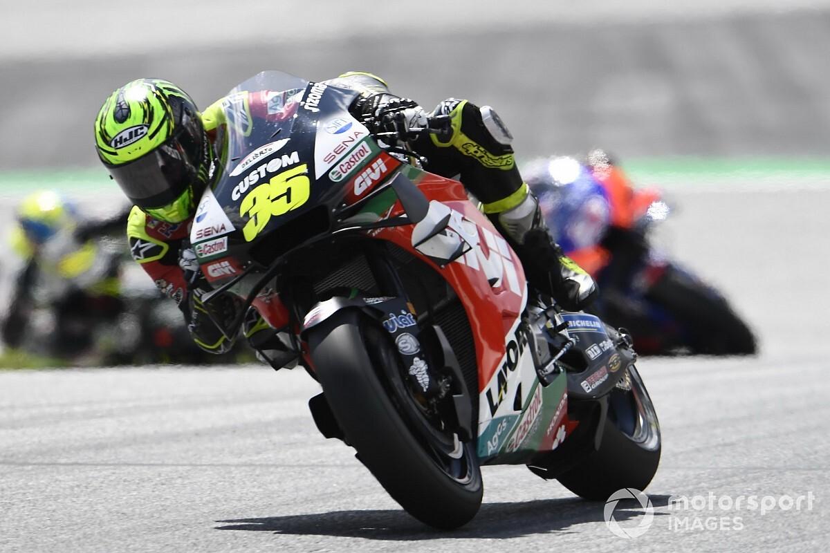 Crutchlow, gelecek sene MotoGP'de kalacağından emin