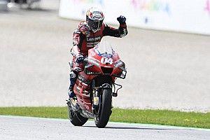 Hengkangnya Dovizioso Jadi Kehilangan Terbesar Ducati