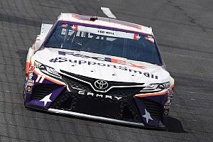 NASCAR suspends Hamlin's crew chief, car chief and engineer