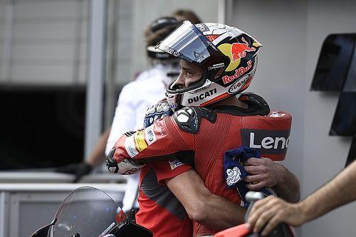 Mondiale MotoGP 2020: Dovizioso a tre punti da Quartararo