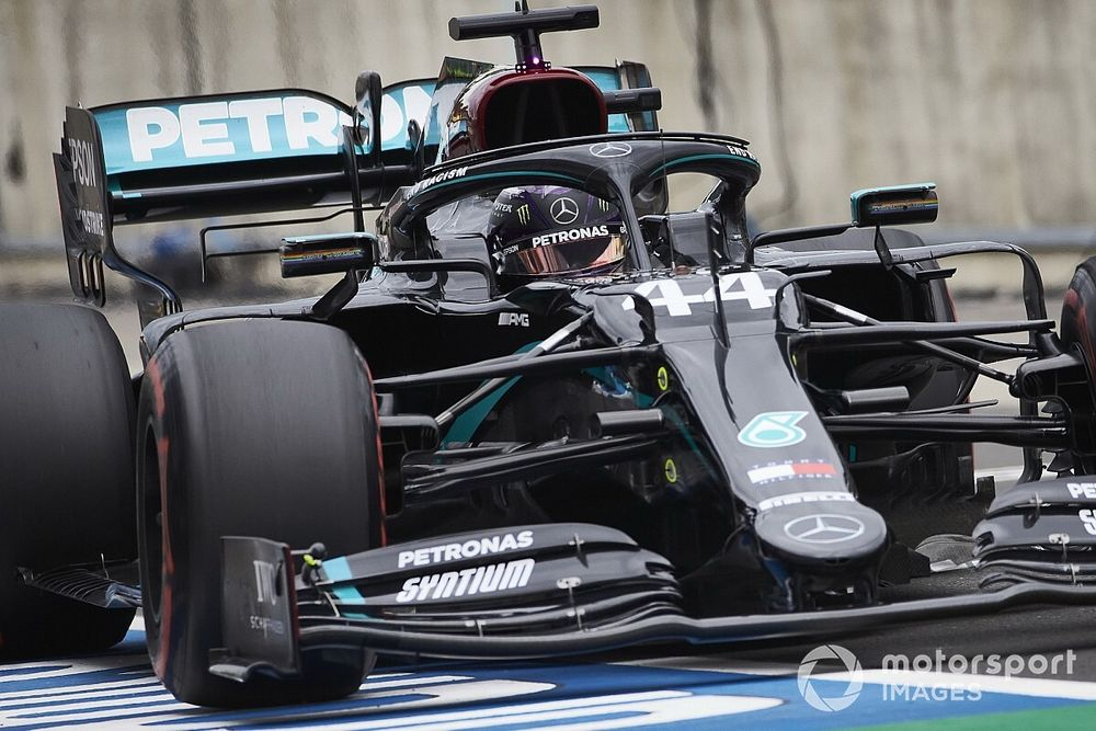 Mercedes plans to continue with DAS development