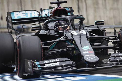 GP de Hongrie F1 : les meilleurs tours en course