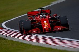 "Ferrari ""much closer"" to the cars around us - Vettel"