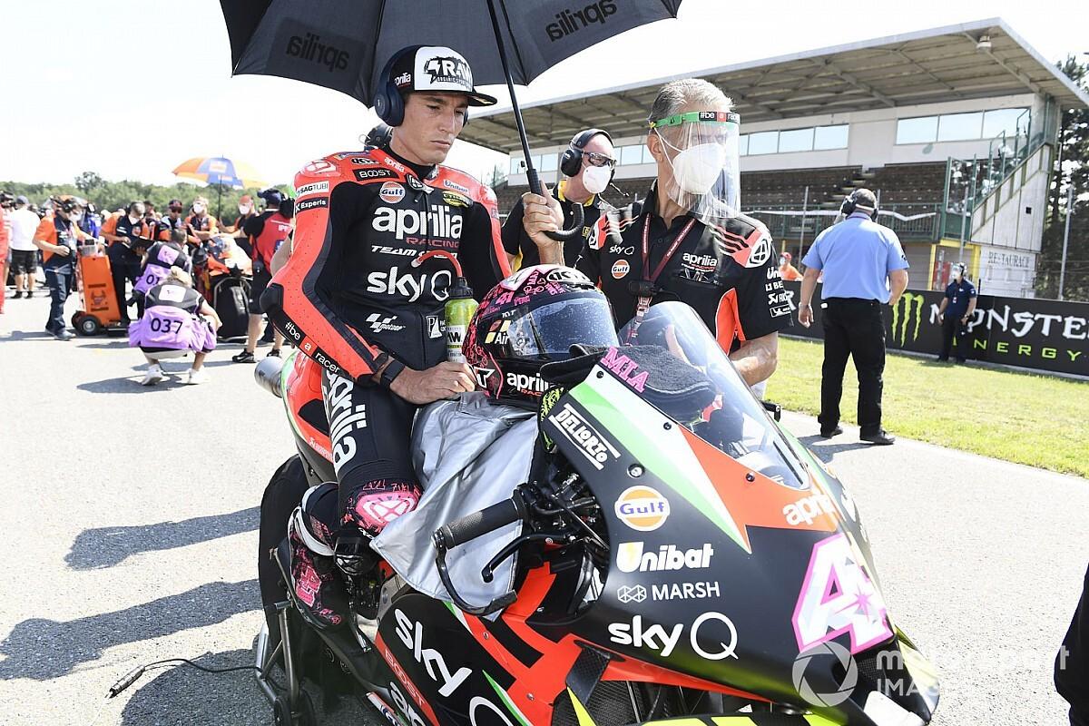 """Aleix Espargaró: """"¿Cuándo fue la última vez que Spencer se subió a una MotoGP?"""""""