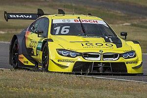 Fotogallery DTM: la prima giornata di test al Nurburgring