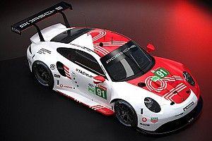 Porsche affiche ses couleurs pour les 24H du Mans virtuelles