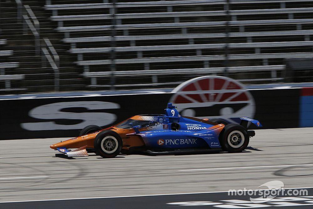 Texas IndyCar: Dixon dominates, Rosenqvist crashes, Daly stars