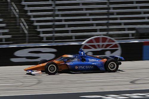 Texas IndyCar: Dixon harika performansıyla kazandı!