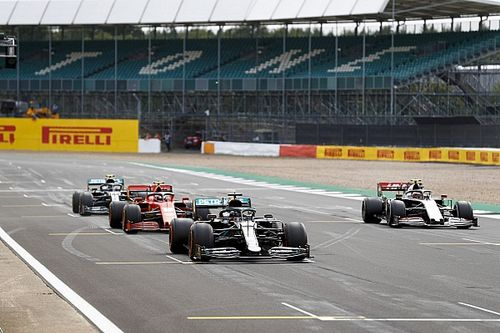 Formula 1 British Grand Prix – how to watch, start time & more