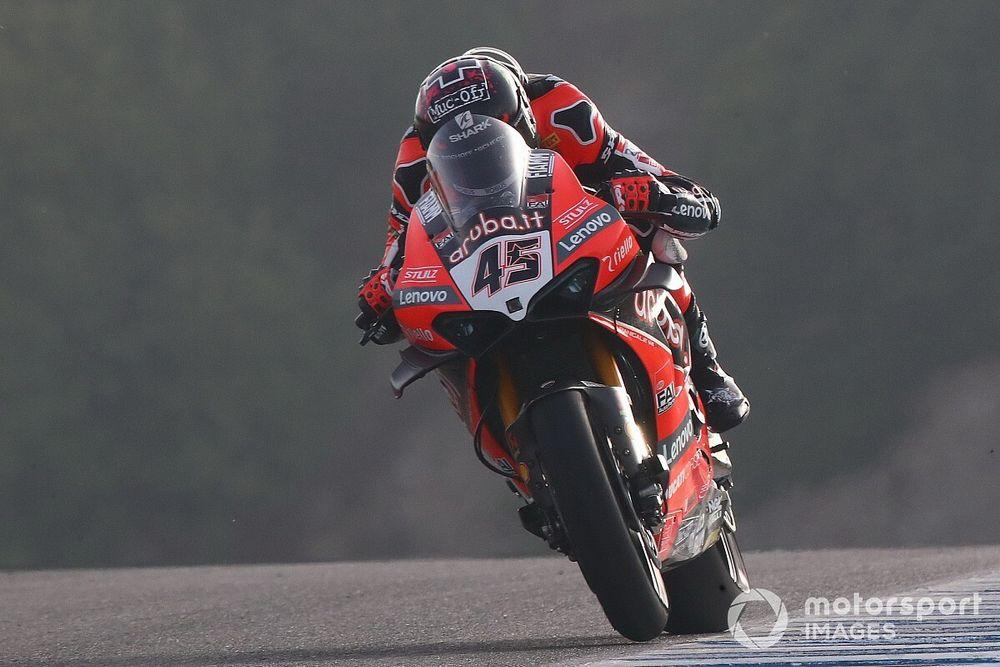 Jerez WSBK: Redding claims first win to take points lead