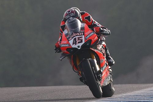 Jerez WSBK: Redding claims first win to take points lead