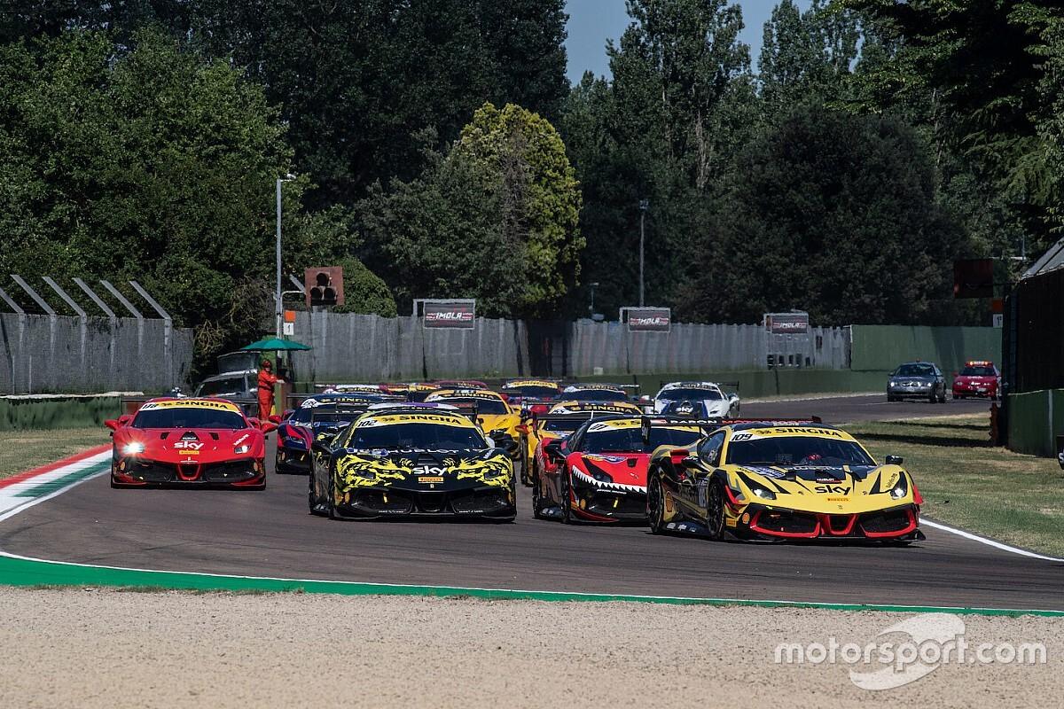 A Barcellona il secondo round del Ferrari Challenge Europe