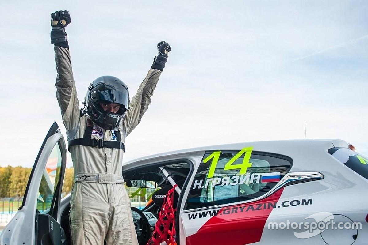Грязин будет выступать за частную команду в WRC2
