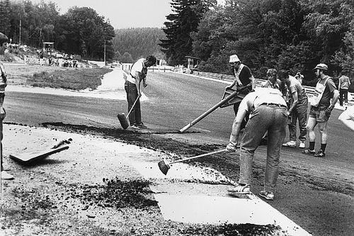 A meg nem történt 1985-ös F1-es Belga Nagydíj története