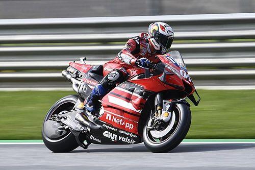 Stoner: Ducati 'kan zich niet veroorloven' dat Dovizioso vertrekt