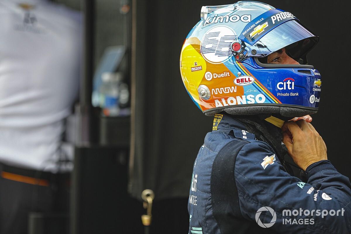 Alonso bízik abban, hogy feltörhet az élmezőnybe az Indy 500-on