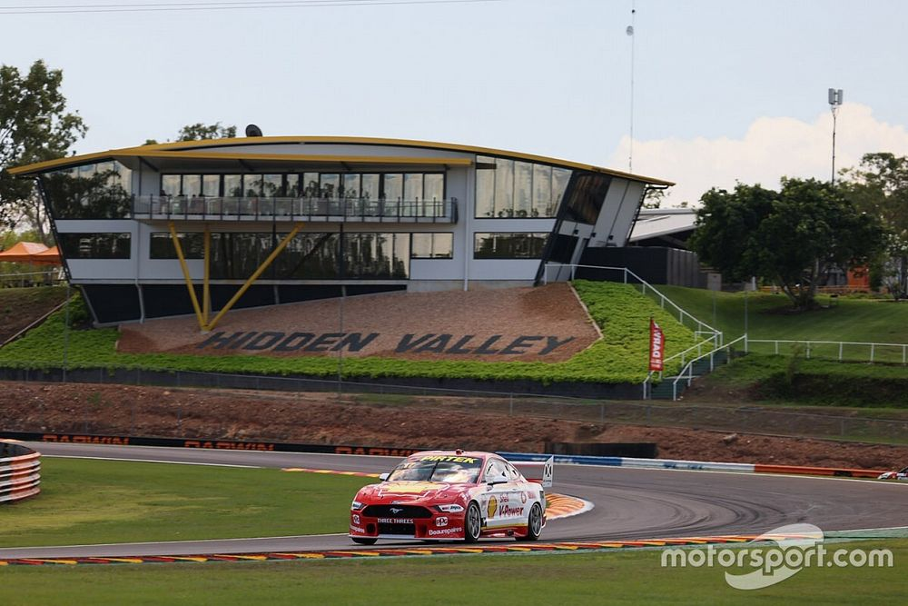 Darwin Supercars: Coulthard mistake hands McLaughlin victory