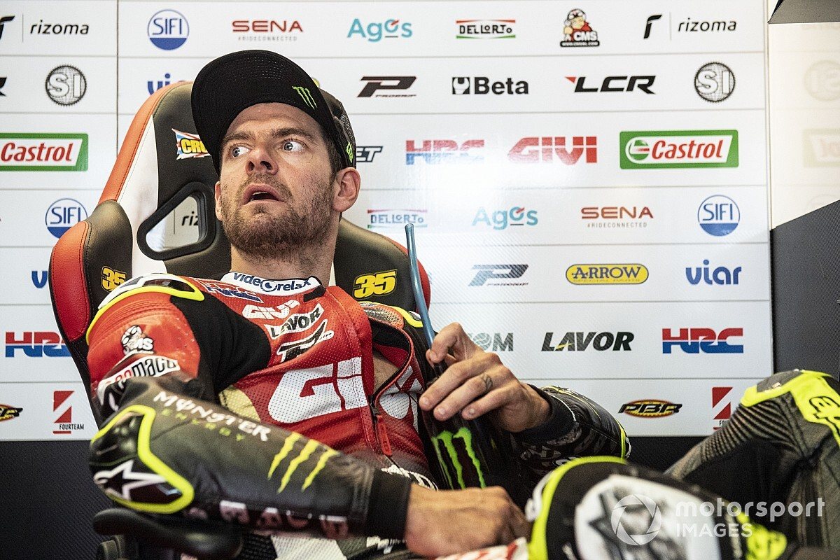 "Iannone appeal delay ""no issue"" in Crutchlow's Aprilia talks"