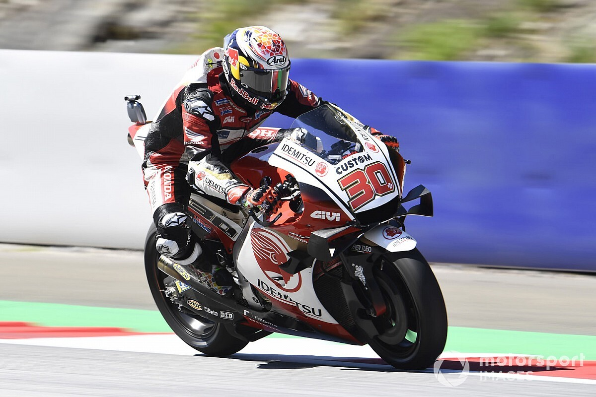 MotoGPスティリア予選:中上貴晶、自己ベストの2番手獲得! PPはエスパルガロ弟