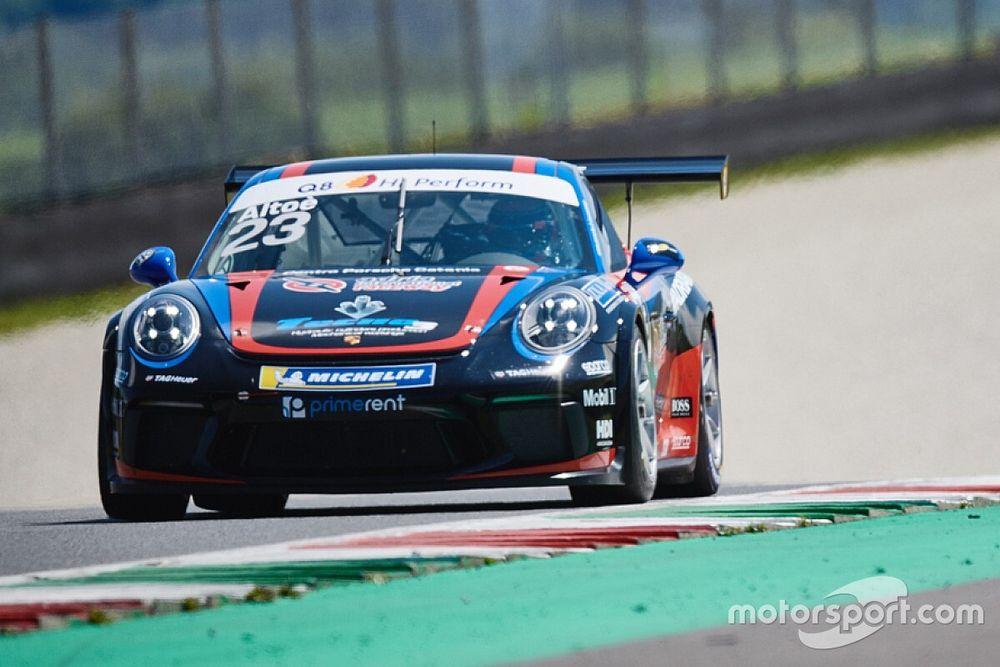 Carrera Cup Italia, salgono le azioni di Raptor Engineering